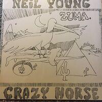 "NEIL YOUNG CRAZY HORSE ""ZUMA"" Vinyl LP 2002 BRAND NEW & SEALED"