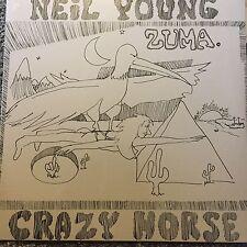 """Neil Young Crazy Horse """"ZUMA"""" Vinilo Lp 2002 Totalmente Nuevo Y Sellado"""