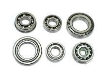 Getriebelager Satz 6 Stück Fiat 500 126  kit new gear box bearing