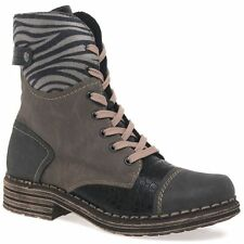 Rieker Synthetic Mid Heel (1.5-3 in.) Boots for Women