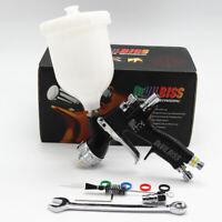Devilbiss GTI PRO LITE Black 1.3mm nozzle LVMP Car Paint Tool Pistol Spray Gun