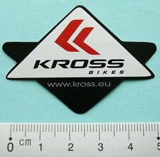Kross Bikes Sticker Aufkleber Mountainbike Downhill BMX Freeride Racer (KRO001)