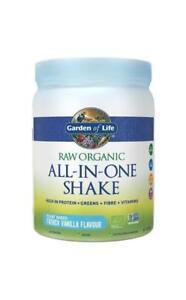 Garden Of Life Raw Organic All-in-One Shake Vanilla 484g