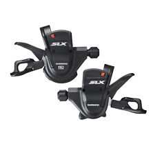 Shimano SLX SL-M670 10 Speed Rapidfire Shifter Set Front & Rear