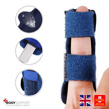 Finger Splint Trigger Support Brace Mallet Joint Size Pain Dip Protection Injury