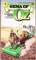 Ozma of Oz Mass Market Paperbound L. Frank Baum