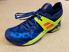 Men's Babolat Propulse Rage All Court Preowned Tennis Shoes Size10