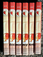 Hem Red Apple Incense Sticks 20-40-60-80-100-120 Incense U Pick Amount