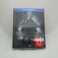 Fantastic Beasts: The Crimes Of Grindelwald - Blu-ray 2D & 3D Combo Digibook