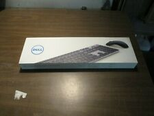NEW Dell Premier Wireless Keyboard & Mouse With Batteries & Dongle KM717 1G1MG