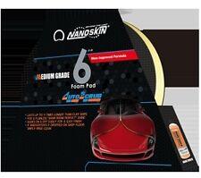 "AUTOSCRUB 6"" Foam Pad Medium Grade for DA Polisher  Better and Faster than Clay!"