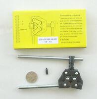 Universal Heavy Duty 420 - 530 Chain Breaker Splitter Rivet Cutter Repair Tool