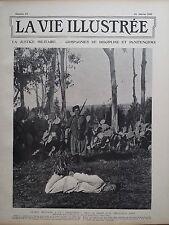 LA VIE ILLUSTREE 1902 N 171 LA JUSTICE MILITAIRE: DISCIPLINE ET PENITENCIERS