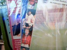 Notts County v Walsall - 27 February 1999