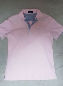 Fred Perry Polo Shirt Pink