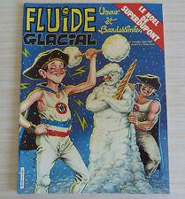 BD BANDE DESSINEE MENSUEL FLUIDE GLACIAL N° 114 EO DECEMBRE 1985