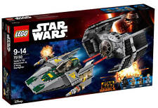 LEGO® Star Wars™ 75150 Vader's TIE Advanced vs. A-Wing Starfighter NEU & OVP