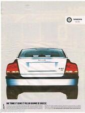 PUBLICITE ADVERTISING 105  2002  VOLVO   la 560 D5