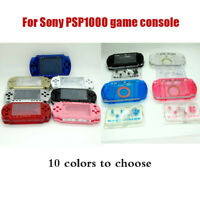 Full Housing Shell Shockproof Protective Case Cover fit for PSP1000 Game Console