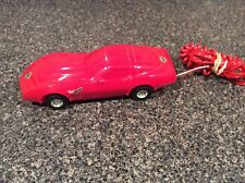 Vintage Red Corvette Telephone Land Line