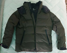 MONCLER GRENOBLE MONTGETECH Military Green Size: 4 / XL / 52
