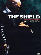 COFANETTO DVD - THE SHIELD STAGIONE SERIE 7 SERIE TV (4 DVD) - Nuovo!!