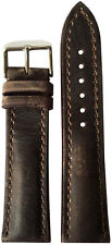 22x20 RIOS1931 for Panatime Deep Oil Watch Strap w/Buckle for Breitling