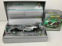 Slot car Scalextric Superslot H3621A Mercedes AMG Petronas F1 Nico Rosberg 2014