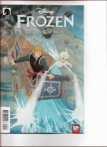 DISNEY FROZEN - REUNION ROAD (2019) #1 B - New Bagged (S)