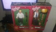 """A Christmas Story Movie 2017 RALPHIE & OLD MAN NECA Reel Toys 6"""" Action Figure"""