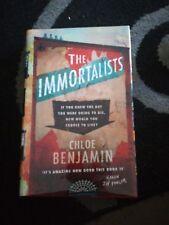 Chloe Benjamin The Immortalists 1st/1st