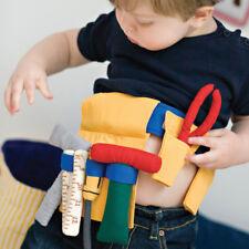 Oskar and Ellen Soft Play Toy for Kids - Tool Belt