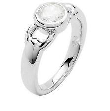 Gr. 17 Fossil Ring Damenring Silber 54 (17,2 mm Ø) JF16841