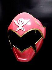 Pink Gokaiger Kaizoku Sentai Cosplay Hero Power Rangers Helmet Costume gokai