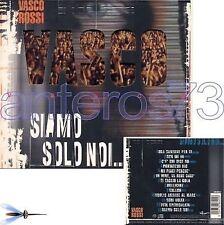 """VASCO ROSSI """"SIAMO SOLO NOI"""" RARO CD CON INEDITI SIGILLATO+ LIVE e REMIX"""
