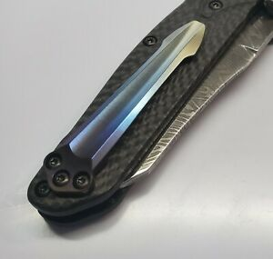 Advanced Solid Titanium Pocket Clip for Benchmade 940 943 941 560 710 551 810