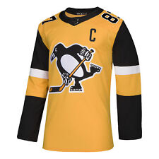 Pittsburgh Penguins adidas Sidney Crosby Authentic Alternate Pro Jersey  56 xxl 41156a650