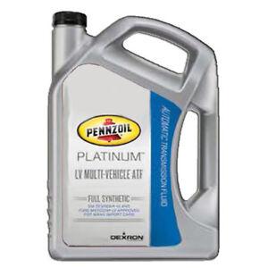 Pennzoil Platinum LV [5-qt. Jug] 550045231