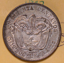 C0188 Colombia 1892  50 Centavos  combine shipping