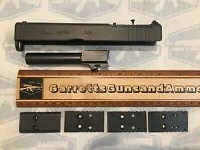 Factory Glock G19 19 Gen 4 9mm MOS Slide, Barrel, Plates, Pistol Parts