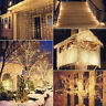 300 LED String Fairy Curtain Lights Garden Indoor/Outdoor Party Wedding Xmas BS