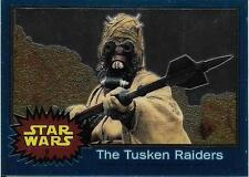 1999 Topps Star Wars Chrome Archives #8 The Tusken Raiders