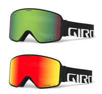 Giro Method Google black wordmark Skibrille NEU Brille Snowboardbrille j20