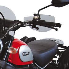 Handprotektor Ducati Scrambler,Handschutz,hand protector- rauchgrau