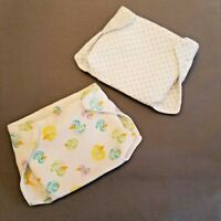 Cabbage Patch Diapers Kids Doll Diapers Boys Blue Dot & Duckies Fits Vintage CPK