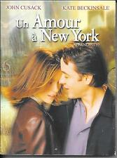 2 DVD ZONE 2 DIGIPACK--UN AMOUR A NEW-YORK--CUSACK/BECKINSALE/CHELSOM