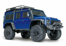 Traxxas #82056-4 1/10 TRX-4 Land Rover Defender TQi 2.4 GHz