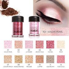 Diamond Eyeshadow Palette Loose Pigment Waterproof Shimmer Glitter Powder Set AU