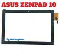 TOUCH SCREEN+VETRO PER ASUS ZENPAD 10 Z300M P021 P00C P00L NERO TABLET DIGITIZER