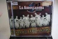 La Arrolladora banda el Limon de Rene Camacho Corridos Arr, 2009 ,Music CD (NEW)